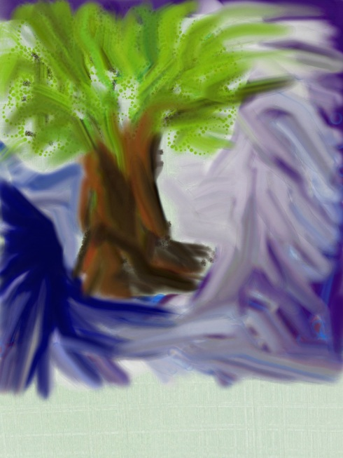 My IPAD Art